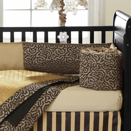 Charlotte 3-Piece Crib Bedding Set