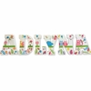 Adlyna Happy Tree Hand Painted Wall Letters
