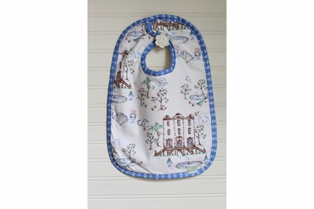 Chateau Charlotte Burp Cloth Set