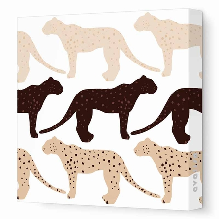 Cheetah Canvas Wall Art