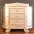 Chelsea Darling Dresser Antique Silver