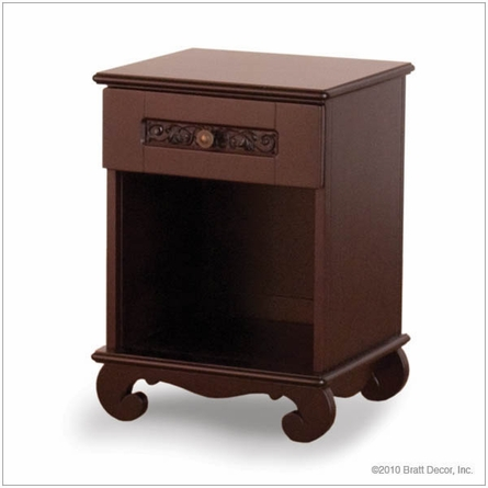 Chelsea Night Stand in Espresso
