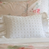 Chenille Boudoir Pillow