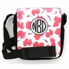 Cherry Blossom Monogram Sling Bag