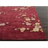 Cherry Blossom Rug in Red