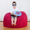 Cherry Junior Classic Saxx Bean Bag