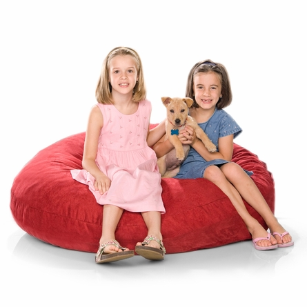 Cherry Junior Cocoon Saxx Bean Bag