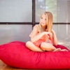 Cherry Junior Pillow Saxx Bean Bag