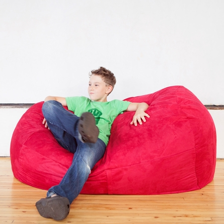 Cherry Junior Sofa Saxx Bean Bag