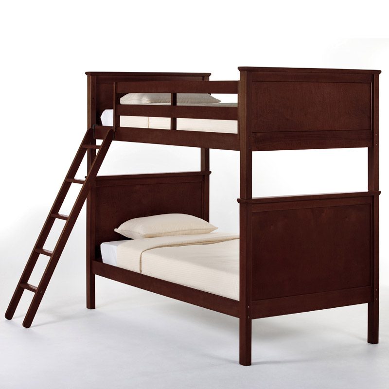 Cherry School House Casey Bunk Bed Rosenberryrooms Com