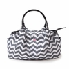 Chevron Allure Diaper Bag