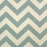 Chevron Blue - Print Fabric