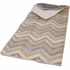Chevron Blue Sleeping Bag
