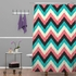Chevron Bold Shower Curtain