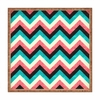 Chevron Bold Square Tray