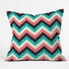Chevron Bold Throw Pillow