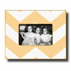Chevron Butter Picture Frame