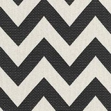 Chevron Chic Onyx (Rayon/Cotton/Poly)