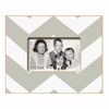 Chevron Fog Picture Frame