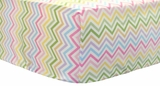 Chevron Multi Crib Sheet $(+48.00)