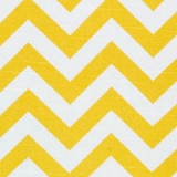 Chevron Yellow - Print Fabric
