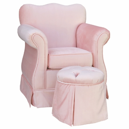Child Empire Chair - Aspen Pink