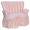 Child Princess Loveseat - Aspen Pink