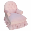 Child Queen Anne Chaise Lounge - Aspen Pink