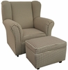 Child Wingback Chair - Lexington