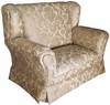Child Wingback Loveseat - Firenze