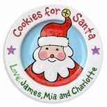 Children's Christmas Tableware