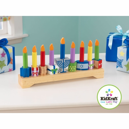 Children's Play Menorah