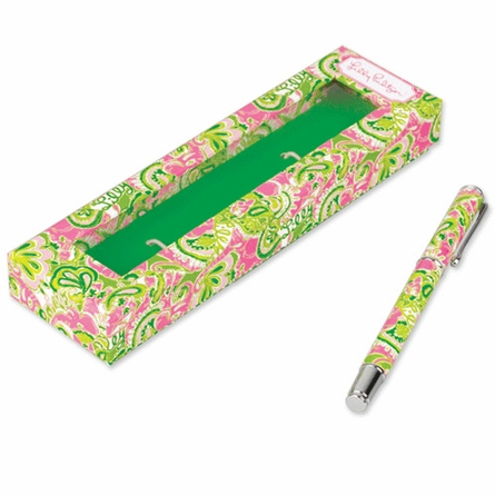 Lilly Pulitzer Chin Chin Ink Pen