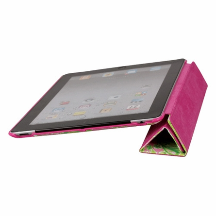 Chin Chin iPad Case with Stand