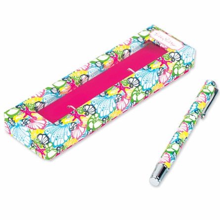 Lilly Pulitzer Chiquita Bonita Ink Pen
