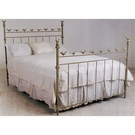 Chirping Birds Iron Bed