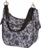 Chloe Convertible Diaper Bag in Lace Floral