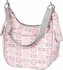 Chloe Convertible Diaper Bag in Modern Floral