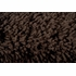 Chocolate Brown Comfort Shag Rug