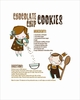 Chocolate Chip Cookies Canvas Reproduction