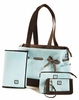 Chocolate Ice Tote Diaper Bag