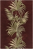 Chocolate Palm Aschera Rug