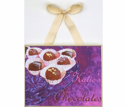 Chocolates Wall Art