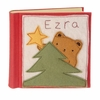 Christmas Bear Felt Patch Personalized Photo Album