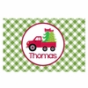 Christmas Delivery Personalized Placemat