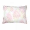 Chrysanthemum Sage Boudoir Pillow