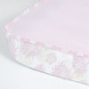 Chrysanthemum Sage Perfect Fit Crib Sheet