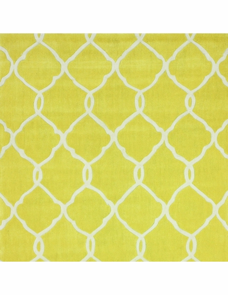 Cine Linx Rug in Lemon