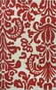 Cine Parisian Rug in Red