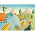 Circus Parade Mural Wall Decal
